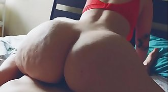 HUGE FLESHY ANUS Wiggles AND GETS CUM ALL OVER IT. PAWG Mummy - AMleaks.com