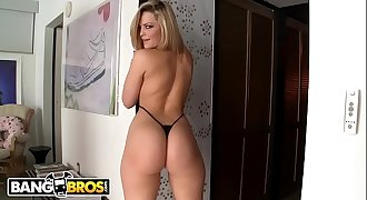 BANGBROS - PAWG Alexis Texas Gets Her Thicc Booty Slammed By Preston Parker