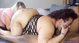 White and Mexican BBW Lesbians Bred by Big black cock - http://bit.ly/2tJlruO