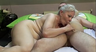 BEDROOM SEX BY MATURE COUPLE !!