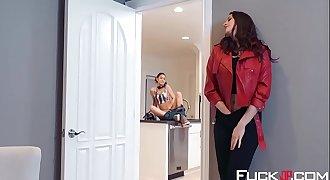 Chanel Preston, Nina North In Banging The Babysitter
