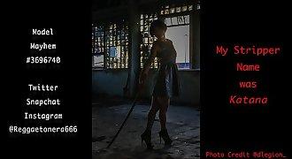 BURP 1 min 6 seconds JulietUncensored Dancing with Maracas BTS Photoshoot