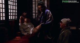 Tây Môn Khánh ch?ch Pham Kim Liên ngay c?nh ch?ng trong phim hookup vietsub full http://bit.ly/2M0yjXX