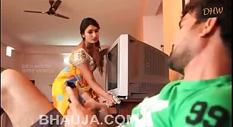 Hot Mallu Servant Enjoying Romance with Owner's Son - Bhauja.com
