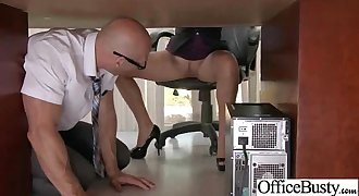 Hardcore Sex Scene In Office With Whore Naughty Busty Girl (lela star) clip-21
