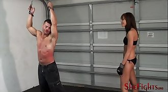 Suffer For Me - Smiling Punching Bag