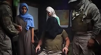 TOUR OF BOOTY - Rag Tag Soldiers Fuck Their Way Through The Middle East