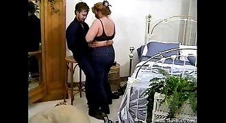 Mommy Fucks The Phone Guy