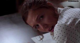 Maggie Gyllenhaal - Full Frontal Nudity - Secretary (2002)
