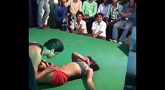 Desi nanga naach dirty dance by desi girl and boy