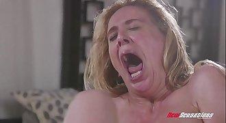 Cherie Deville & Kristen Scott Women Loving Squealing