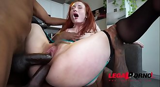 Violet Monroe's Interracial DAP & Dirty Adventure